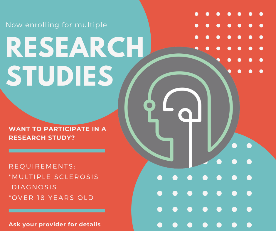 Clinical Research Studies for Multiple Sclerosis