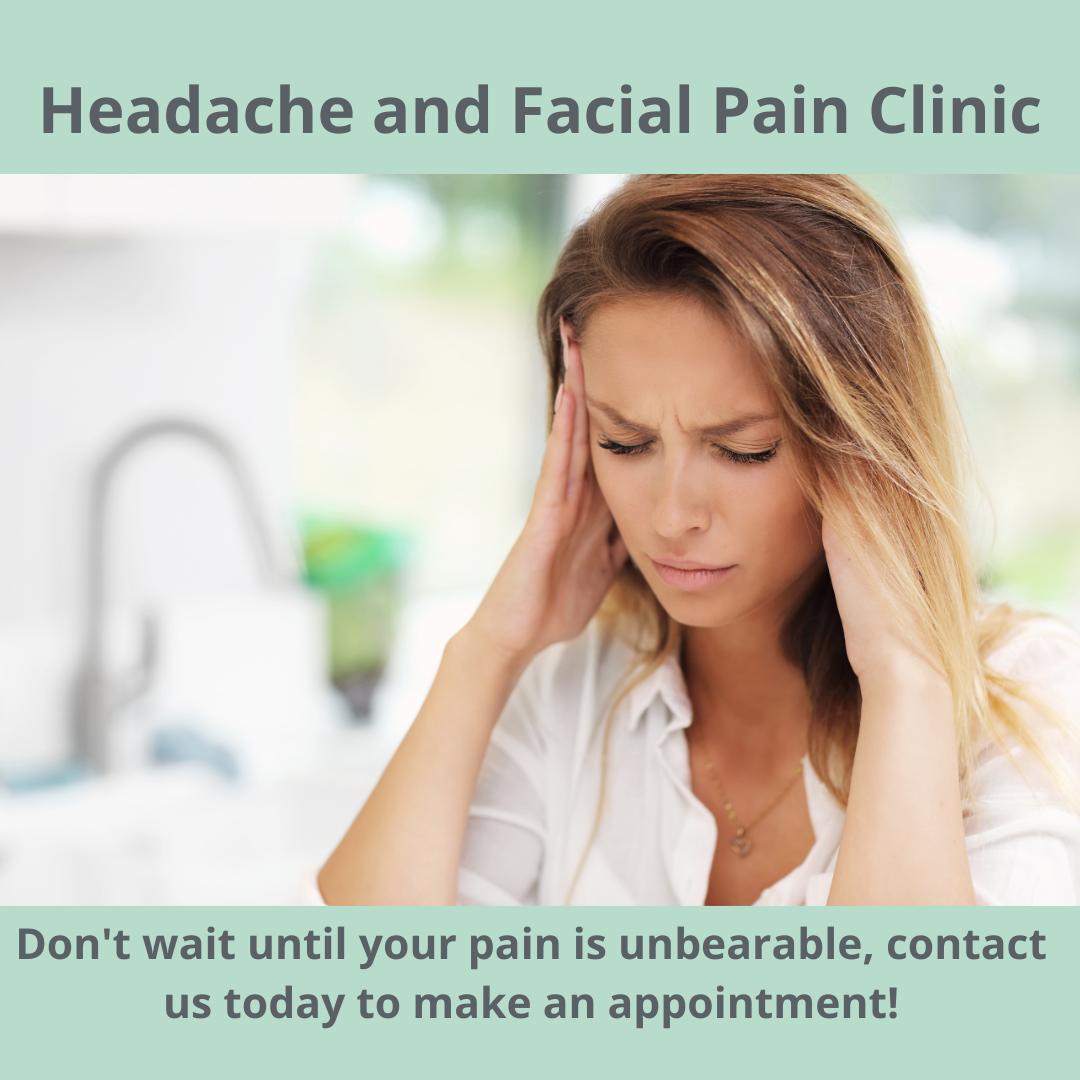 Headache and Facial Pain Clinic